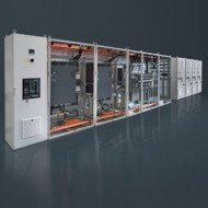 Control Panels in Accordance with CE & UL Standards