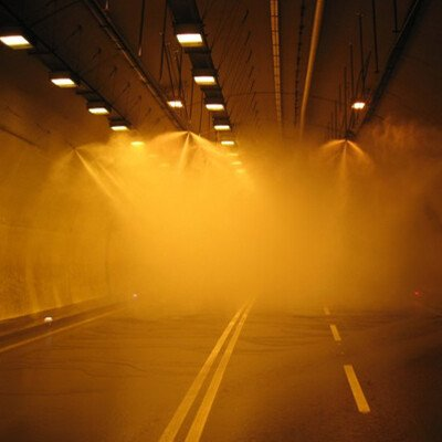 Firefighting Tunnels