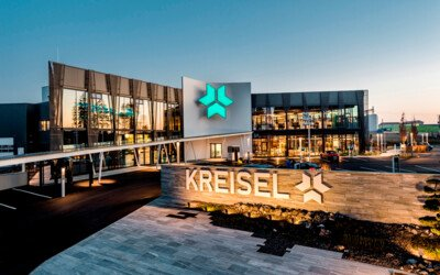 HAINZL installs state-of-the-art electrical engineering in the new Kreisel Headquarter