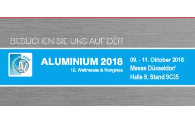 HAINZL at the Aluminium 2018