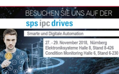 HAINZL at the SPS IPC Drives 2018