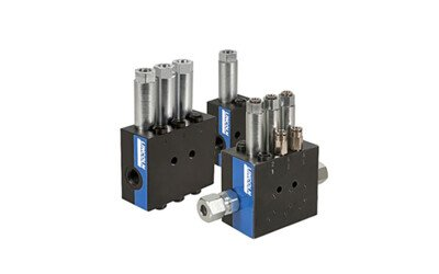 New at HAINZL: SKF Lubricant Distributor SLC