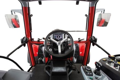 HAINZL equips Lindner tractors with intelligent steering systems.