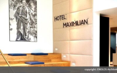 Hotel Maximilian modernized with Building Technologies by HAINZL
