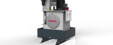 NEW at HAINZL: Compact high-pressure hydraulic units